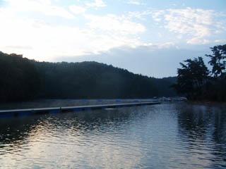 嵐山フィッシングエリア画像