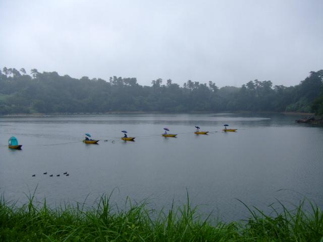 鮎川湖写真