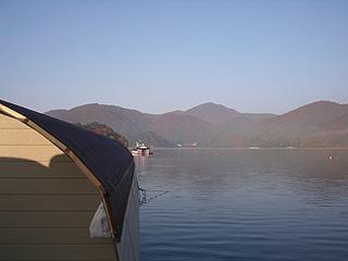 桧原湖 画像