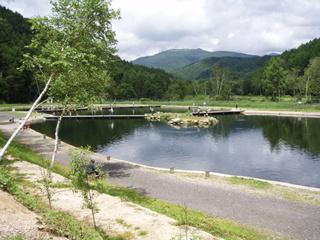 平谷湖フィッシングスポット画像