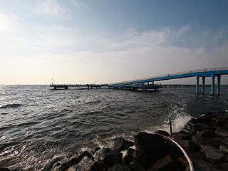 市原市海づり施設(オリジナルメーカー海釣り公園)画像