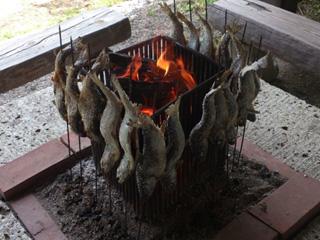 宇都宮インターレーク塩焼きは格別写真