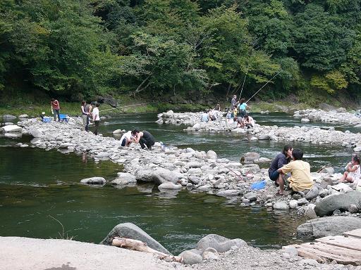 亀見橋バカンス村写真