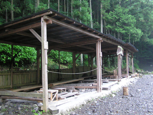 神戸国際ます釣り場写真