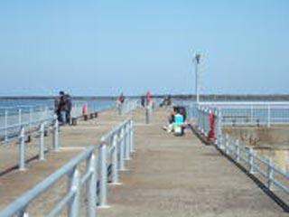 鹿島港魚釣り園