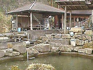 岩魚王国 古屋敷養魚場 釣堀画像