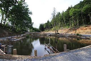 レジャーパーク笠間中池写真