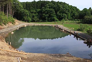 レジャーパーク笠間下池写真