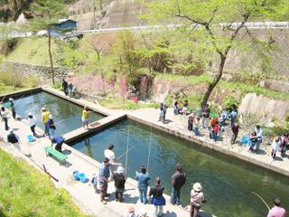 民宿鱒池画像