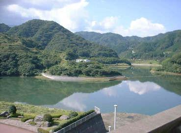 松川湖・松川湖上流地区画像