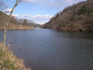 妙義湖画像