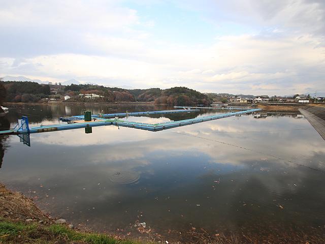 鳴沢湖画像