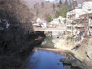 男鹿川C&R区間・川治地区画像