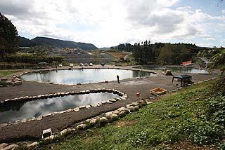 リバーサイドパーク沼田池全景写真