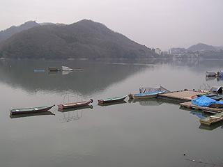 相模湖画像