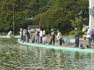 さいたま水上公園・プールフィッシング画像