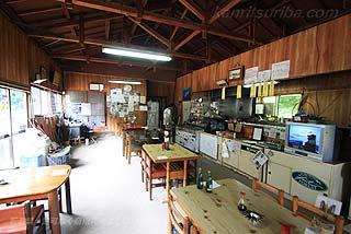高萩ふれあいの里フィッシングエリア食堂写真