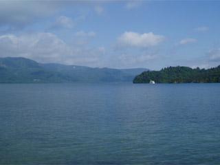 十和田湖画像
