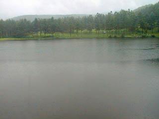 槻の池フィッシングエリア画像