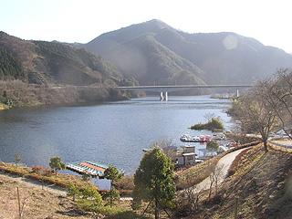 梅田湖画像