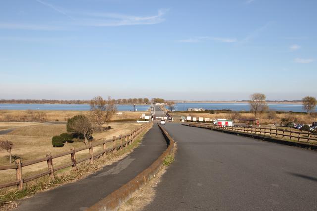 谷中湖谷中湖入り口写真