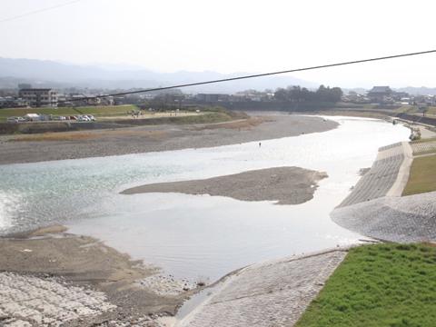 吉野川ルアー・フライ管理釣り場画像