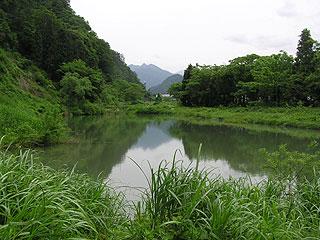 湯沢東山フィッシングパーク画像