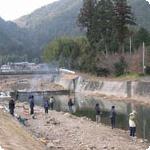 兵庫・小柿渓谷放流釣り場がFISHING LIFEにて放送予定。12月13日、14日、16日
