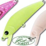 FORESTよりアイ・フィッシュエリアチューン数量限定グロー色発売。