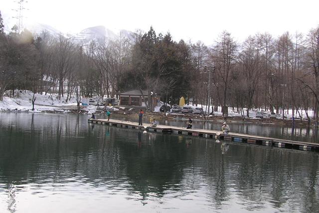 長野・白馬八方ニレ池が3月21日(土)オープン予定