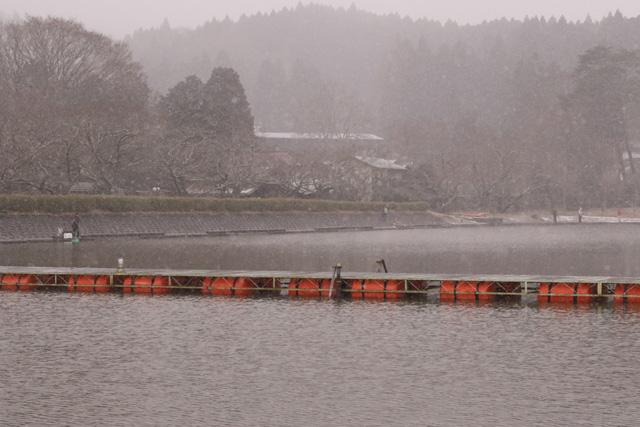 厳冬期の東山湖FA攻略!指宿侑帆さんのヒットパターン