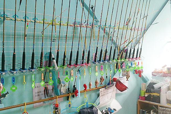 フィッシングランド・魚魚(とと)ポイントを貯めて竿GET!写真