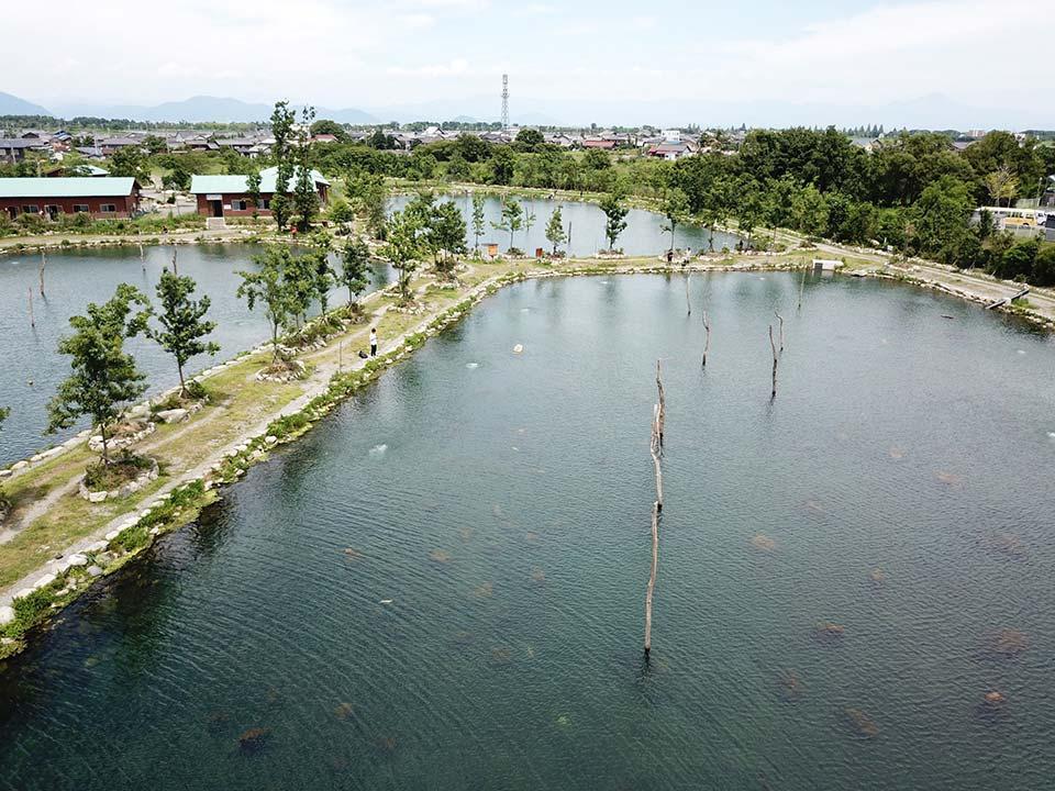 フィッシングパーク高島の泉画像