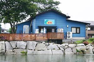 フィッシングスペース爆釣クラブハウス写真