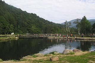 平谷湖フィッシングスポットルアー池・1号池写真