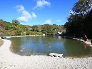 瑞浪フィッシングパーク(休止中)2号池