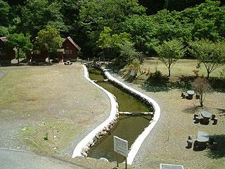 緑仙峡フィッシングパーク画像