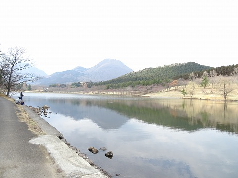 志高湖フィッシング写真