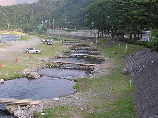 丹波山村営つり場画像