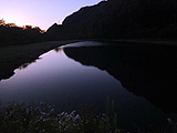 Fishing Bums WADONA透明度の高さが自慢の池