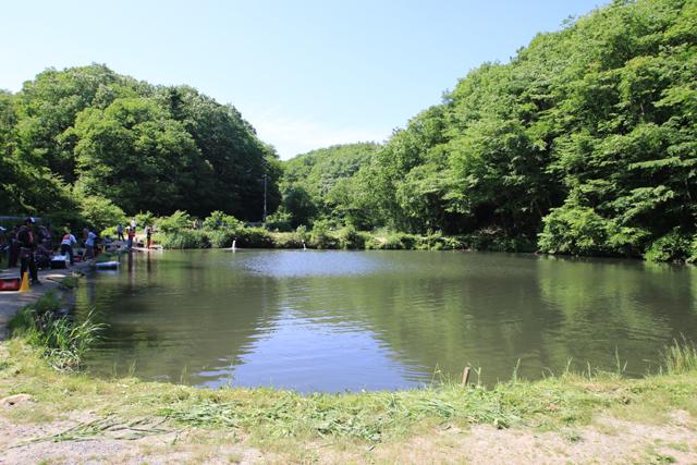 10/17(土)高萩ふれあいの里フィッシングエリアにて「レベルアップ!釣り体験」開催