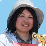 エリアトーナメント2016第10戦五頭フィッシングパーク、出口慶子選手9年目の勝利!